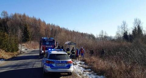 Policjanci wciąż szukają Józefa Radziaka. Od zaginięcia minęło już sześć dni