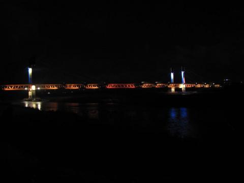 Kiedy most św. Kingi znów rozbłyśnie? Zapytajcie złodziei