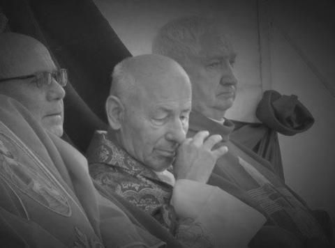 Zmarł ks. prałat Józef Poremba. Miał 82 lata