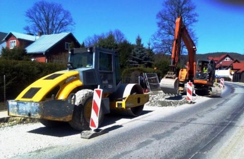 Remont trasy Krużlowa- Korzenna. Kawał drogi zamkną dla ruchu