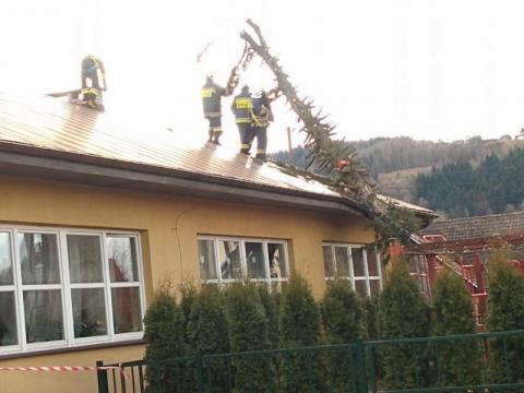 Już od samego rana na telefony komórkowe mieszkańców Sądecczyzny i całego województwa małopolskiego przychodzą wiadomości z ostrzeżeniem o bardzo silnym wietrze. Jak dowiedzieliśmy się od dyżurnego Miejskiego Centrum Zarządzania Kryzysowego prędkość wiatru może dochodzić miejscami aż do 110 kilometrów na godzinę.
