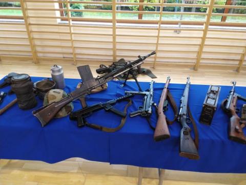 Kolekcjonowanie broni