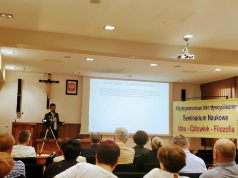 Kim jest frajer?, fot. arch. organizatora seminarium w Starym Sączu