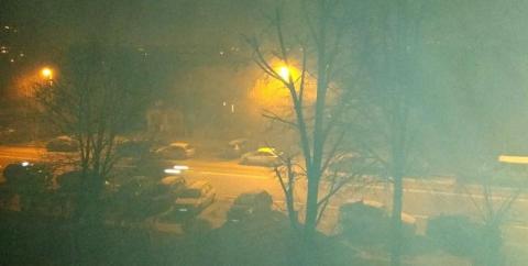 Coś się złego dzieje w nocy w Nowym Sączu? Ludzie kaszlą jak przy gruźlicy