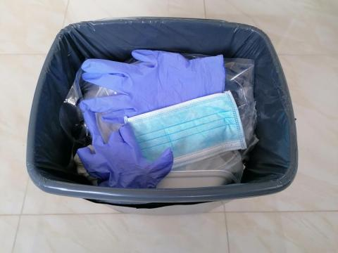 Korzenna: w poszukiwaniu rodzin objętych izolacją. Jak teraz wyrzucać śmieci?