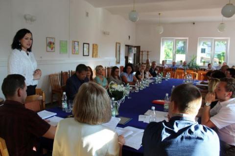 sesja absolutoryjna Rady Gminy w Łabowej, fot. UG w Łabowej