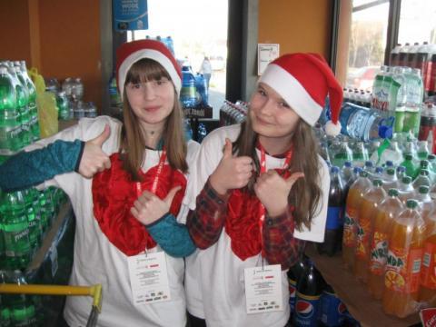 Wolontariusze ze Świniarska od lat wspierają akcję Serce - Sercu