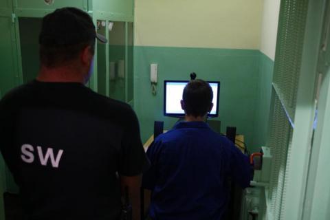 Przez koronawirusa w sądeckim więzieniu ograniczono widzenia