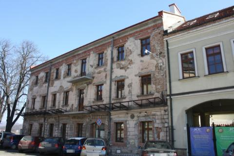 Remont kamienicy przy ul. Piotra Skargi