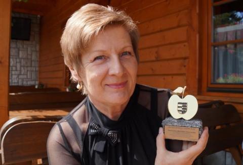 Jadwiga Jastrzębska. Kandydatka na Sądeczanina Roku 2019