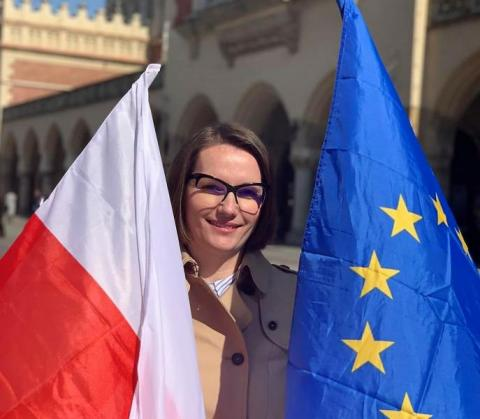 Poseł Jagna Marczułajtis-Walczak o najważniejszych wydarzeniach tygodnia
