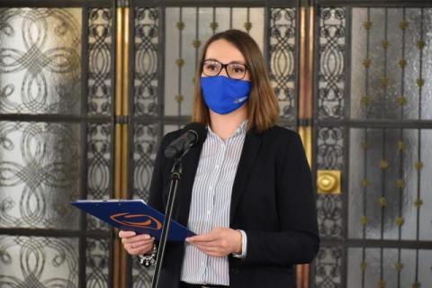 Pięć pytań do Jagny Marczułajtis-Walczak, posłanki Koalicji Obywatelskiej