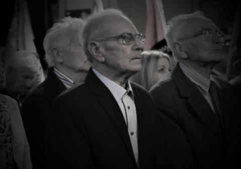 Rodzina i bliscy pożegnali Jana Stanka. Miał 81 lat