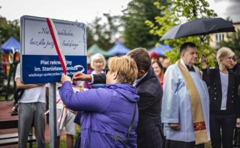 Nowy Sącz: Dąbrówka uhonorowała swojego społecznika