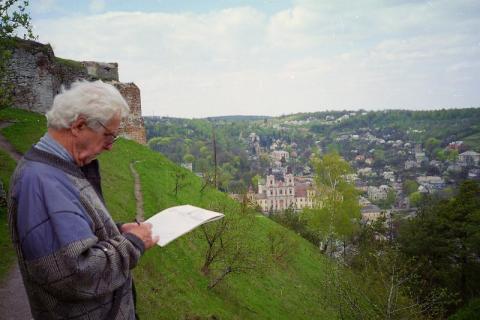 Poeci Sądecczyzny: Jerzy Masior