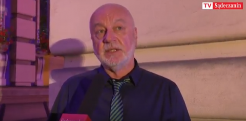 Aktor Jerzy Szejbal: gorzkie słowa o sądeckich, niszczejących kamienicach