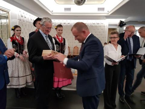 Piękny jubileusz! Stowarzyszenie sołtysów z Sądecczyzny ma 15 lat!