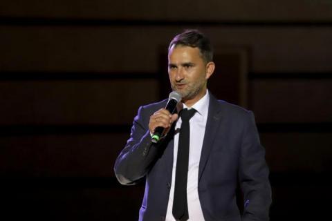 Kolejny były trener Sandecji zatrudniony w nowym klubie. Celem awans do I ligi