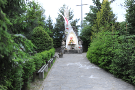 kaplica wotywna w Marcinkowicach