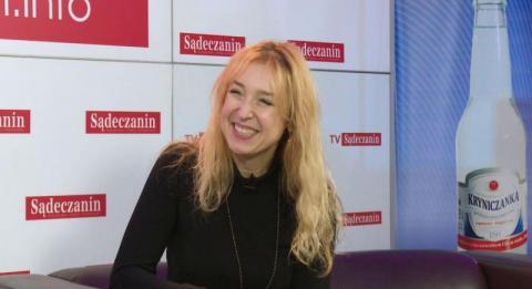 Katarzyna Zygmunt, wiceprzewodnicząca Rady Miasta i Gminy Krynica-Zdrój