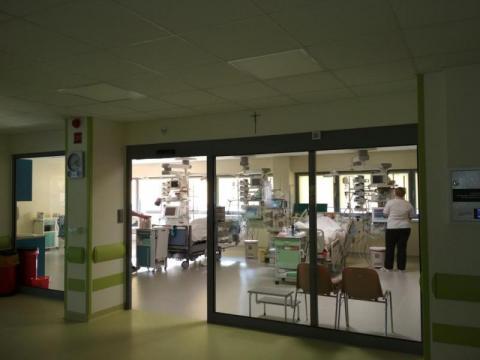 Fot. Szpital w Krynicy Zdroju