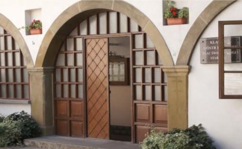 Transmisja z Klasztoru Sióstr Klarysek w Starym Sączu [NA ŻYWO]
