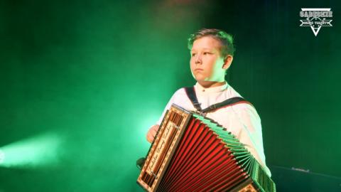 SMT: Jakub Szwala to prawdziwy akordeonowy wirtuoz!