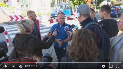 Nowy Sącz: Kochanowskiego jak nowa w miesiąc! [FILM] Ale korków nie będzie