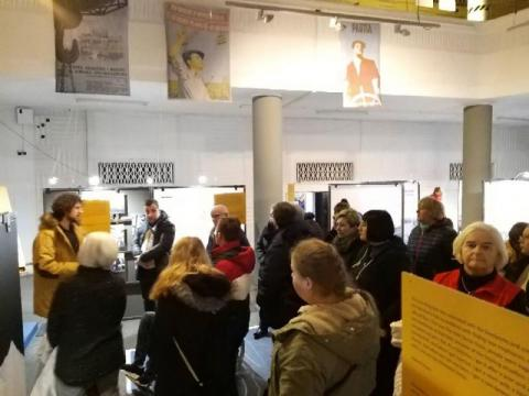 Integracyjne zwiedzanie Krakowa