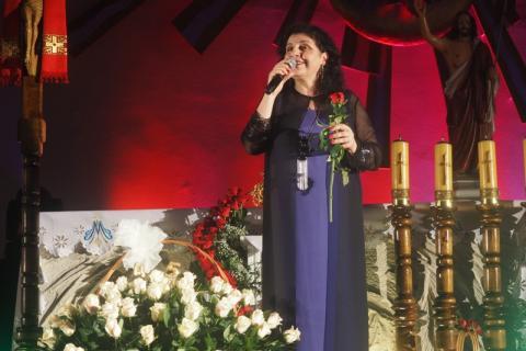 Koncert Eleni w Nowym Sączu