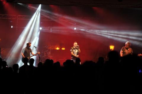 Koncert Carpe Diem Stary Sącz 22 lipca 2017 na Jarmarku św. Kingi