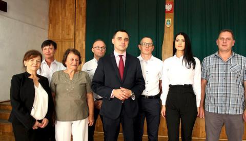 Chełmiec: Rafał Kmak przedstawił swoich kandydatów na radnych