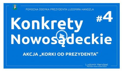Korki od prezydenta: język polski. Wykład Wojciecha Wysowskiego z Zespołu Szkół nr 4 w Nowym Sączu.