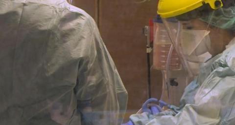 Pandemia koronawirusa, fot. europal.eu - zdjęcie ilustracyjne