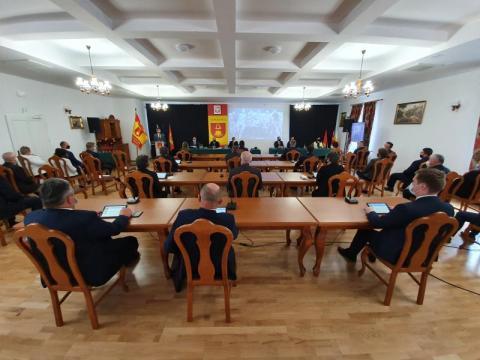 Korzenna: radni podjęli najważniejszą uchwałę w dziejach gminy