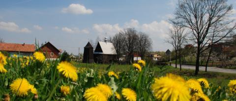 Kościół w Moszczenicy Niżnej