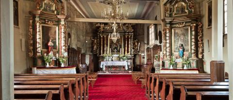 Kościół w Szyku