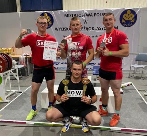 Zawodnicy z Limanowszczyzny z Medalami Mistrzostw Polski!