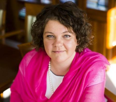 Elżbieta Fryźlewicz - Chrapisińska, fot. arch. MOW NFZ w Krakowie