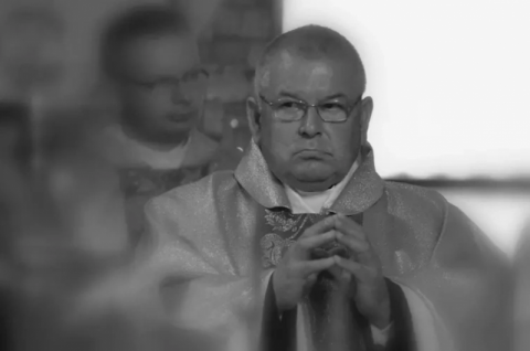Zmarł ks. Wojciech Chochół. Miał 69 lat