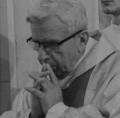 Poseł Jan Duda wspomina ks. kanonika Stefana Tokarza