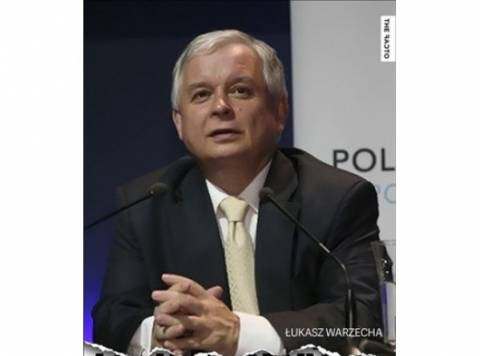 Warzecha upubliczni w Nowym Sączu  testament  śp. Lecha Kaczyńskiego