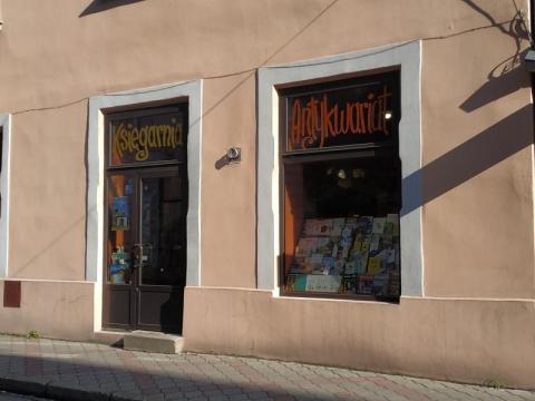 """""""Bestseller"""" Księgarnia-Antykwariat przy ul. Lwowskiej 8 to strzał w dziesiątkę"""