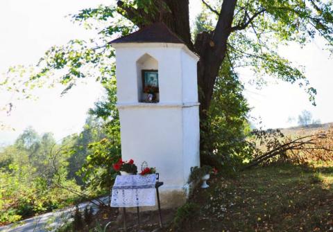 kapliczka Kunów