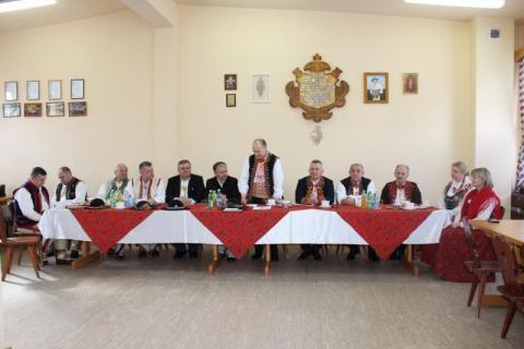 Andrzej Skupień i Zygmunt Berdychowski spotkanie na szczycie