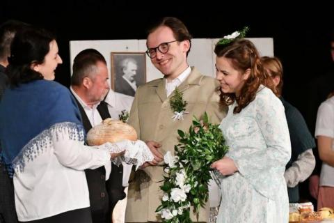 Teatr amatorski z Łącka z drugim miejscem na  Posiadach Teatralnych  na Orawie 2019