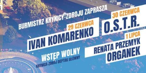 koncerty w Krynicy
