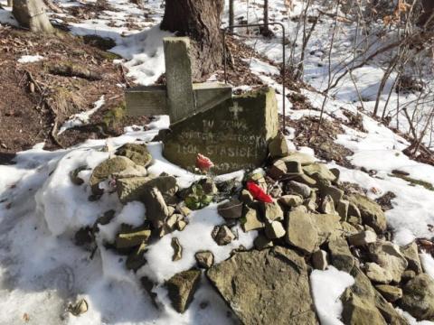 czytaj też: Czyj jest ten tajemniczy grób na stokach Góry Parkowej