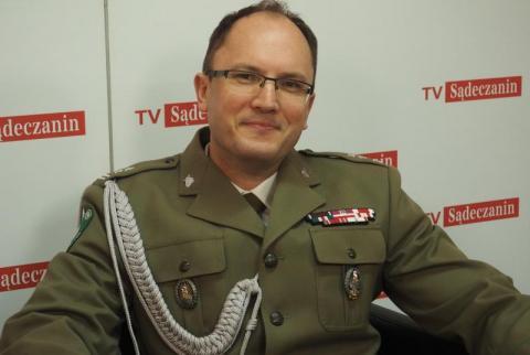 Leszek Mieczkowski. Ambasador młodych i Sądecczyzny [WIDEO]