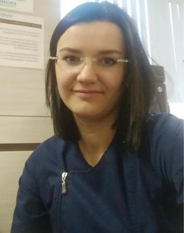 Magdalena Krok - pielęgniarka, której uśmiech dzieci poprawia humor